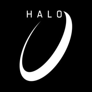 HALO Lounge logo