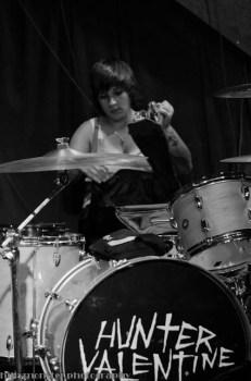Hunter Valentine Drummer