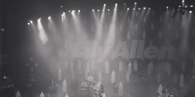 Lily Allen at the Tabernacle in Atlanta