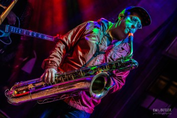 Trombone Shorty and Orleans Avenue - Terminal West - © Emily Butler Photography
