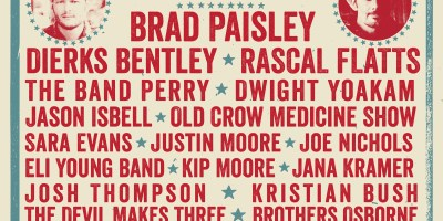 Shaky Boots 2015 Lineup