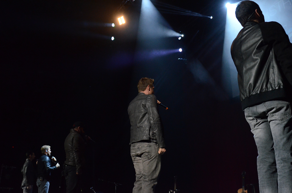 The Backstreet Boys 21