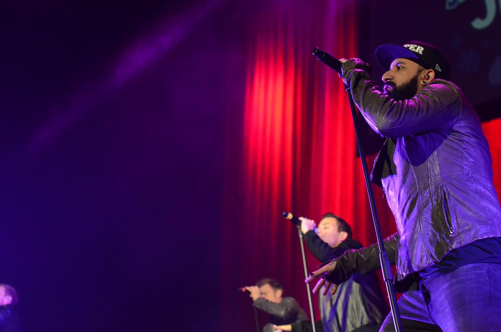 The Backstreet Boys 28