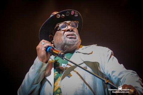 Parliament Funkadelic ft. George Clinton
