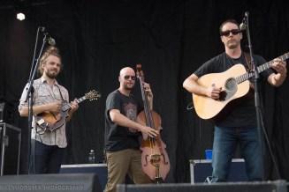 Yonder Mountain Spring Band