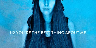 U2 You're The Best Thing About Me artwork