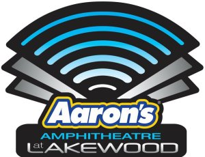 Aaron's Amphitheatre at Lakewood logo