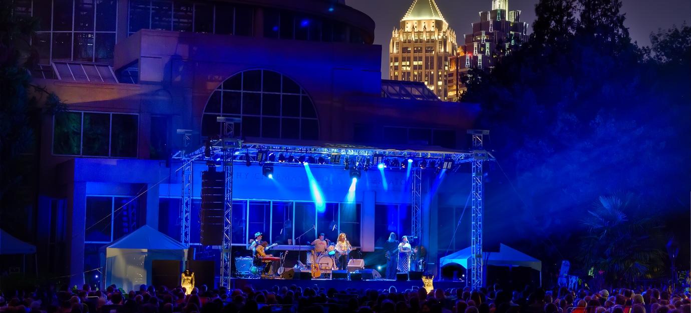 Atlanta Botanical Garden Announces 2015 Suntrust Concerts In The Garden Lineup