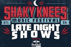 AMG Road Map to the Shaky Knees Late Night Shows