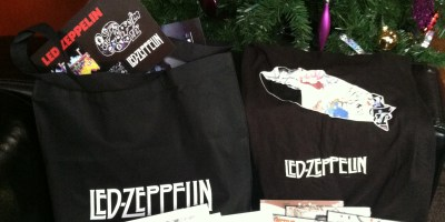 Led Zeppelin Prize Pack