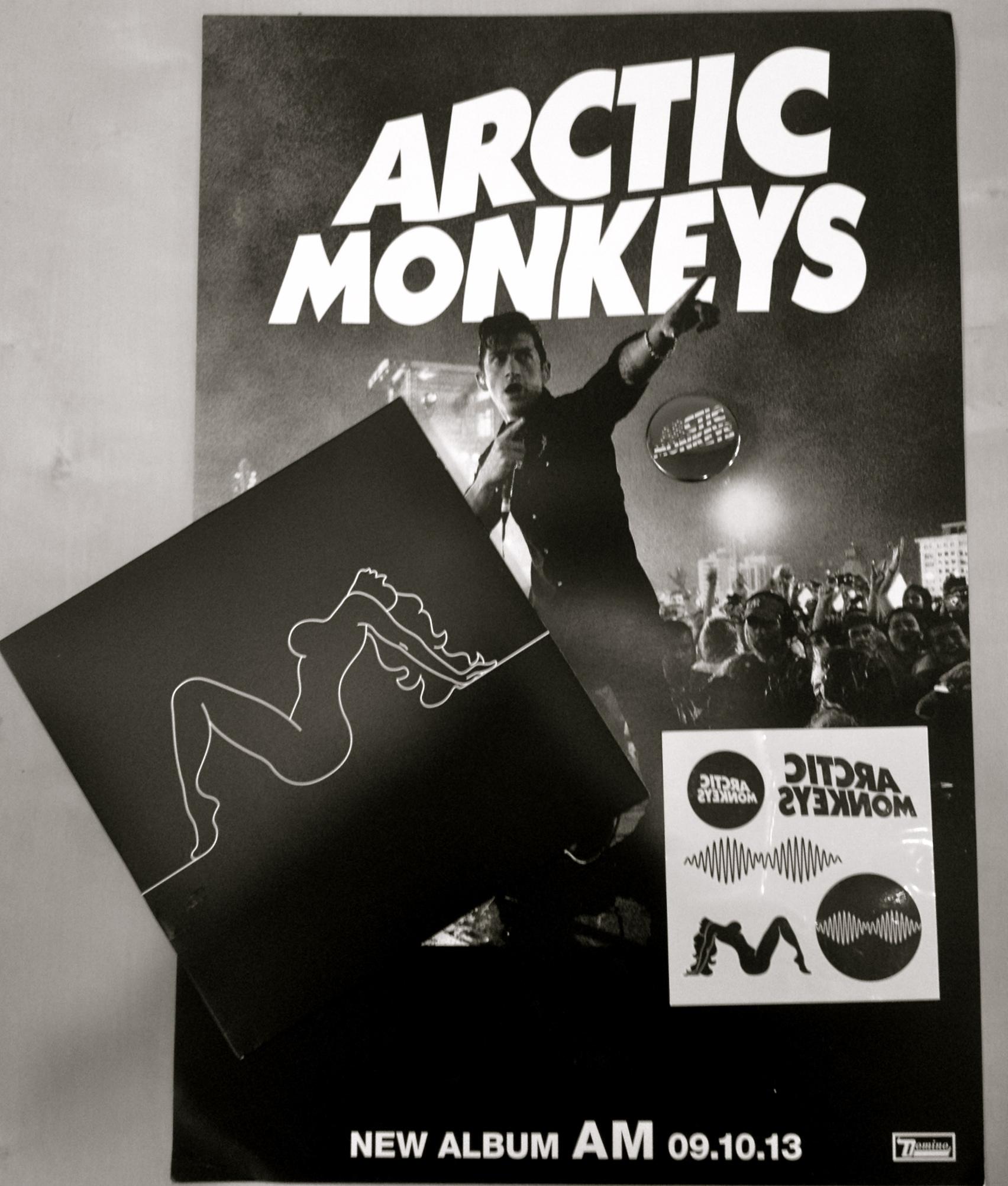 Arctic Monkeys Prize Pack