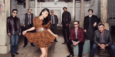 Ruby Velle & The Soulphonics
