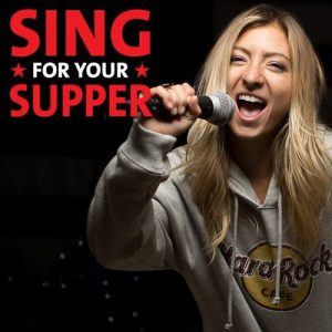 sing for your supper hard rock