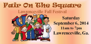 fair on the square lawrenceville