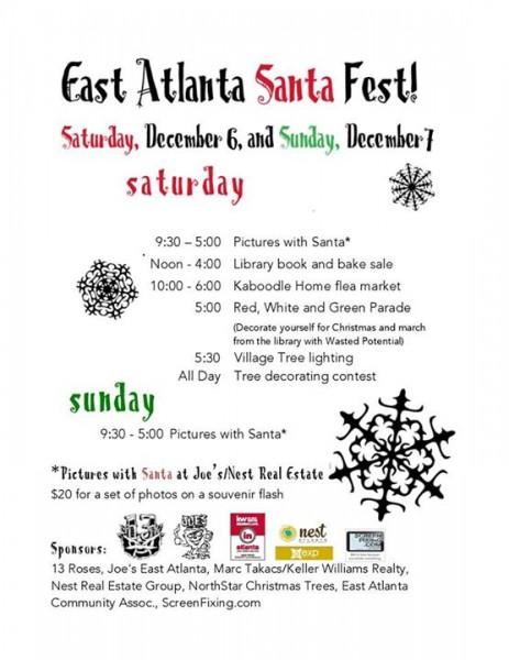 east atl santa fest