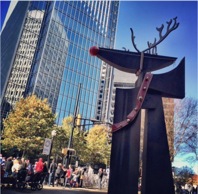 colony square reindeer