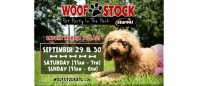 woofstock: pet party in the park