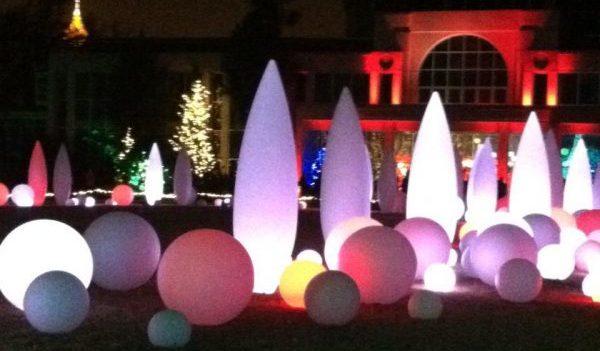 LAST CALL Garden Lights at the Atlanta Botanical Garden