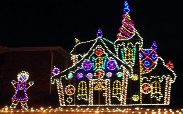 "LAST CALL: ""Lights of Life"" 2019 holiday light display in Marietta is open thru Dec. 31st ..."