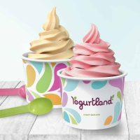BOGO frozen yogurt