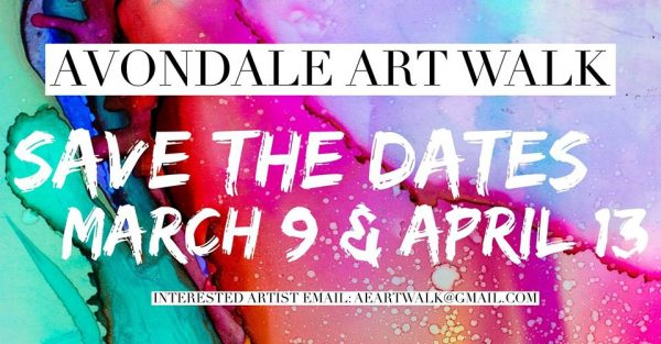 avondale art walk