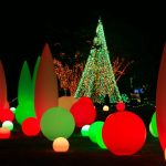 2020 Best Holiday Lights And Tree Displays Near Atlanta