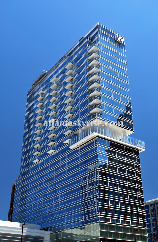 W Atlanta Downtown Hotel & Residences