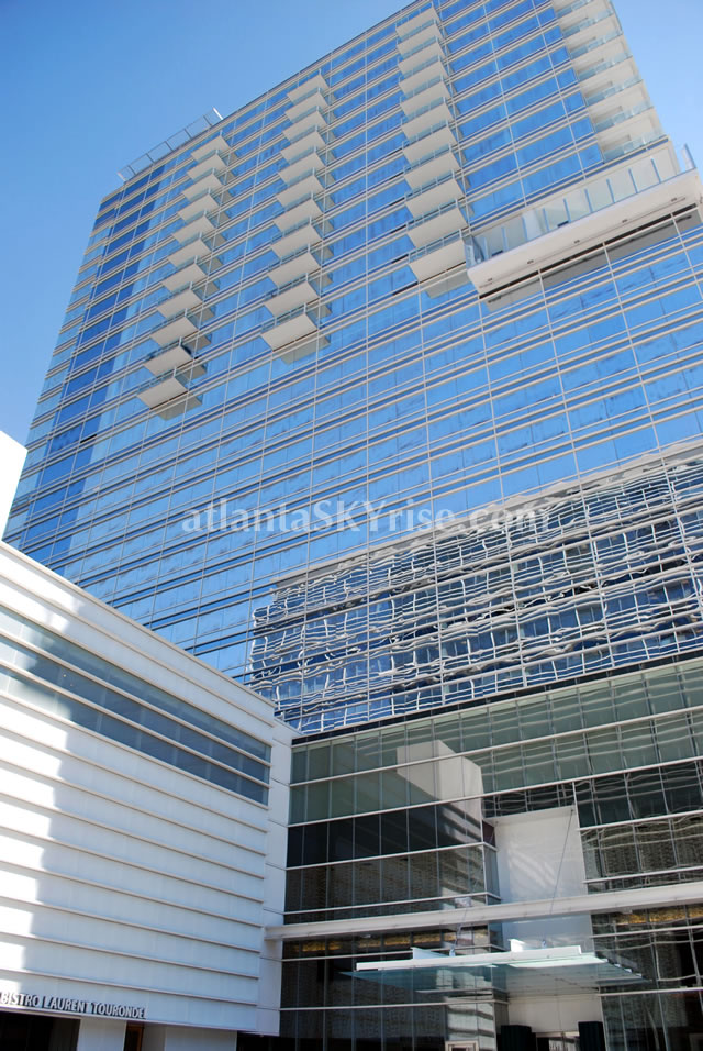 The Residences at the W Atlanta Downtown, W Downtown Atlanta Hotel & Residences, atlantaSKYrise.com, atlantaSKYriseblog.com