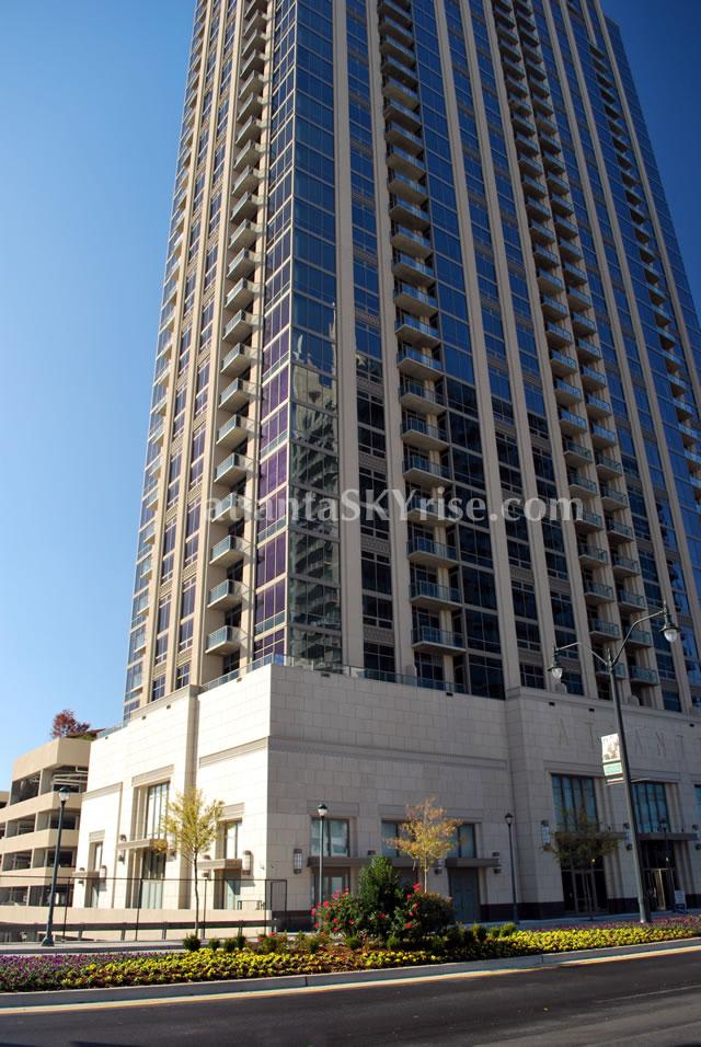 The Atlantic Condominium, atlantaskyrise.com, atlantaSKYriseblog.com