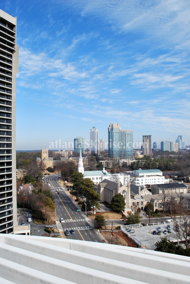 The Peachtree Residences Penthouse 1904, atlantaSKYrise.com