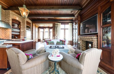 2500 Peachtree Penthouse 902N Great Room 3
