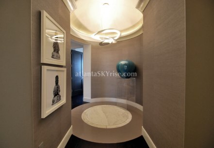 Mandarin Oriental 45B Bedroom Hall