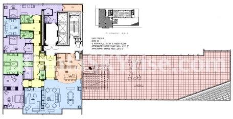 Terminus 3201 Floor Plan