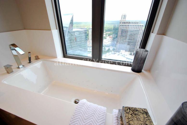 Mandarin Oriental Residences Atlanta 45A Master Bathroom 2