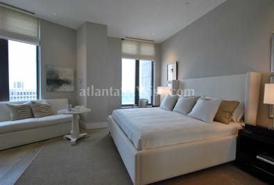 Mandarin Oriental Residences Atlanta 45A Master Bedroom 3