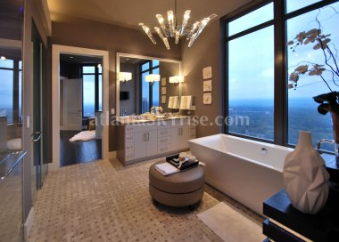 HGTV Urban Oasis 2014 Master Bathroom 1