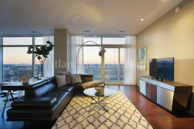 W Atlanta Residences 2304 Great Room 5