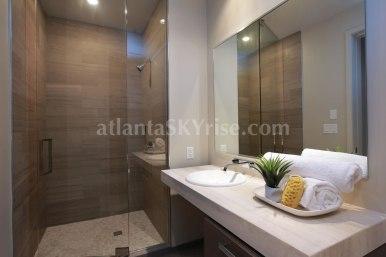 W Atlanta Residences 2304 Guest Bathroom