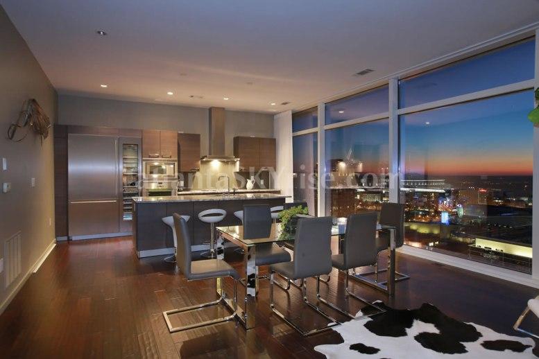 W Atlanta Residences 2304 Kitchen 1