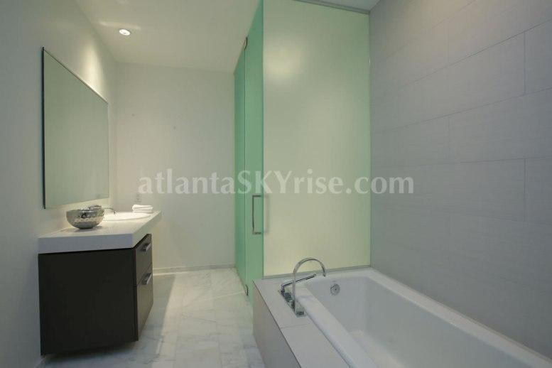 W Atlanta Residences 2304 Master Bathroom 2