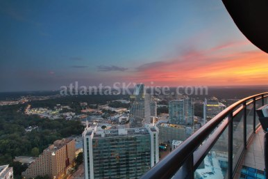 Sovereign Buckhead 4004 Terrace Sunset 4