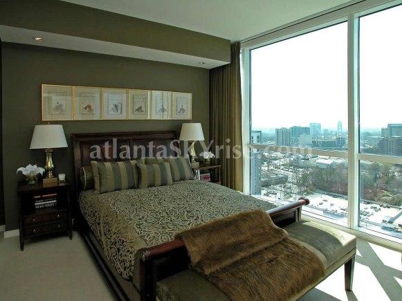 Terminus Unit 2602 Master Bedroom 1