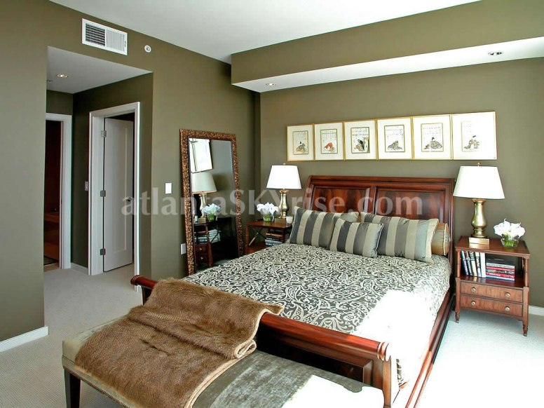 Terminus Unit 2602 Master Bedroom 2