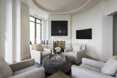 Mandarin Oriental Residences Atlanta Unit 39 Great Room 1