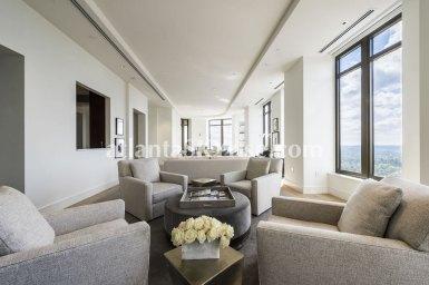Mandarin Oriental Residences Atlanta Unit 39 Great Room 8