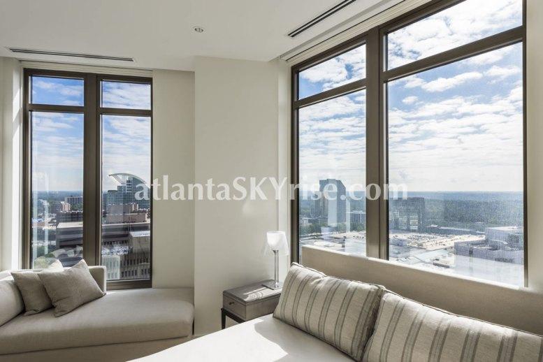 Mandarin Oriental Residences Atlanta Unit 39 Guest Bedroom One 2