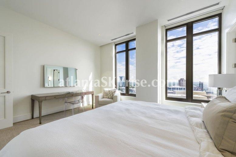 Mandarin Oriental Residences Atlanta Unit 39 Guest Bedroom Two 2