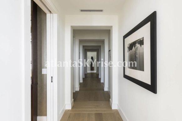 Mandarin Oriental Residences Atlanta Unit 39 Hall 2