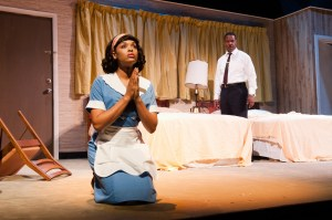 Atlanta's Kenny Leon's True Colors Theatre Company presents The Mountaintop