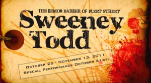 Sweeney Todd at Fabrefaction Theatre